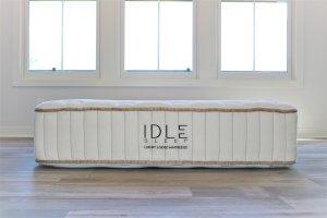 idle mattress review, idle latex mattress