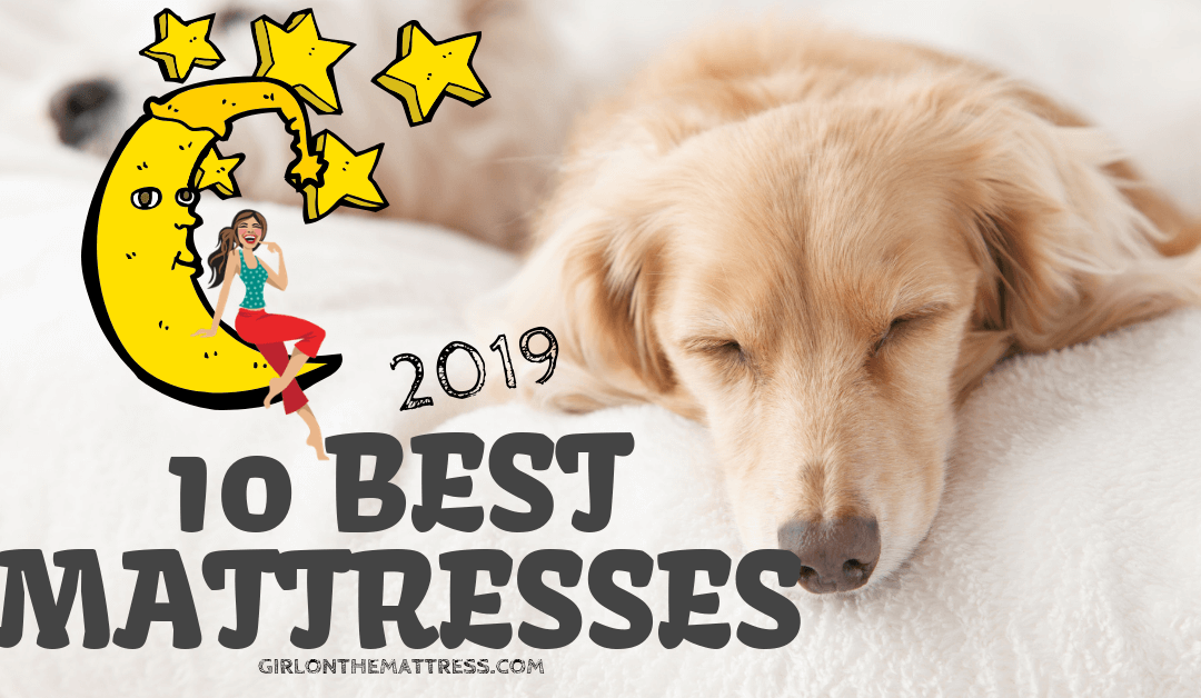 Best Mattress In A Box List (Top 10 Best Mattress Picks) [2019]