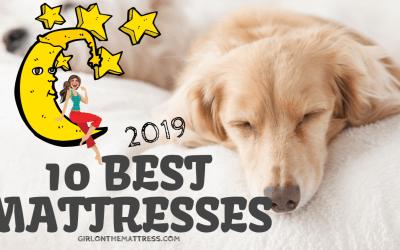 Best Mattress In A Box List (Top 10 Best Mattress Picks) [2019]