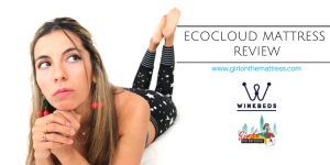 Winkbeds Ecocloud Mattress Review, Ecocloud mattress review, Eco cloud mattress, ecocloud mattress, ecocloud 2
