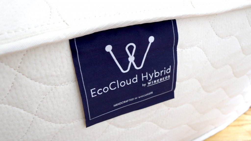 Winkbeds Ecocloud Mattress Review, Ecocloud mattress review, Eco cloud mattress, ecocloud mattress, ecocloud5