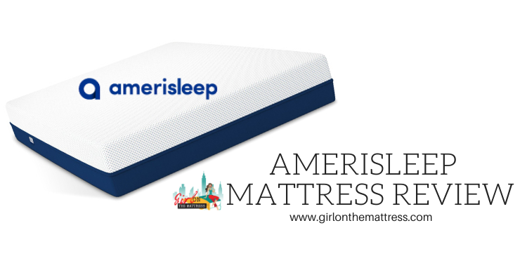Amerisleep AS3 Mattress Review, Amerisleep Mattress Review, Amerisleep, Amerisleep Reviews, Girl On The Mattress