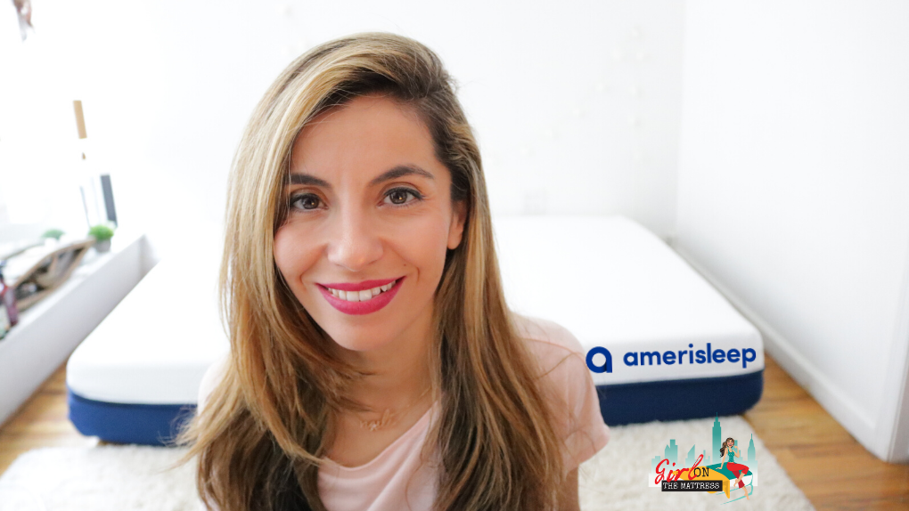Amerisleep AS3 Mattress Review, Amerisleep Mattress Review, Amerisleep Mattresses, Amerisleep Reviews, Amerisleep, Girl On The Mattress1