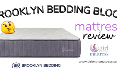 Brooklyn Bedding Bloom Hybrid Mattress Review – Amazing Organic Hybrid Mattress To Love