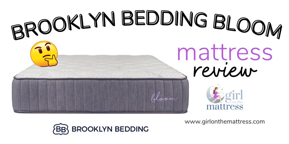 Brooklyn Bedding Bloom Hybrid