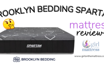 Brooklyn Bedding Spartan Mattress Review – The Perfect Hybrid Mattress for Athletes?