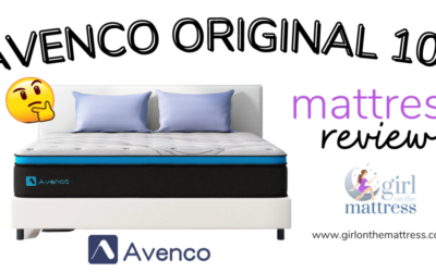 Avenco Original 10 Mattress Review – An Affordable Hybrid Mattress to Rave About?!