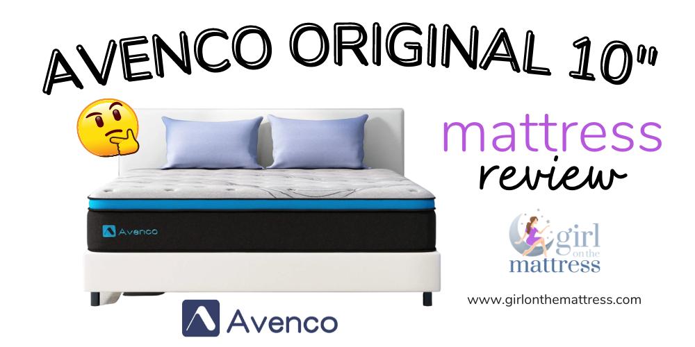 Avenco Original 10 Mattress