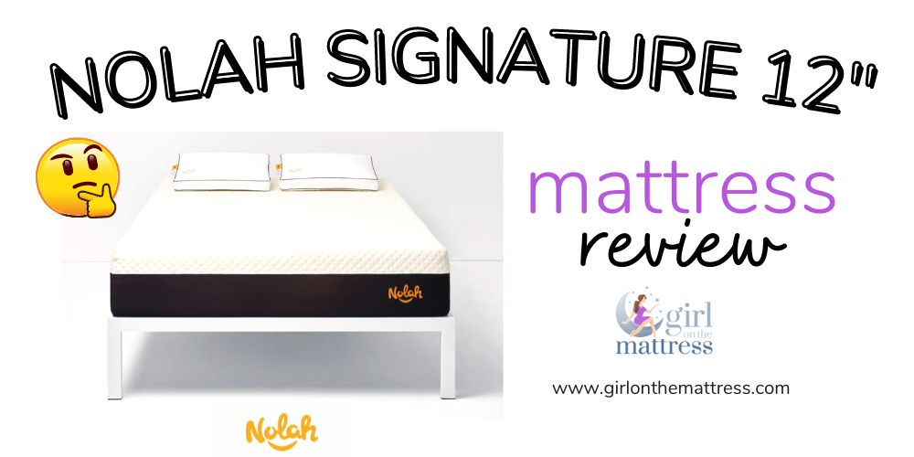 Nolah Signature 12 Review