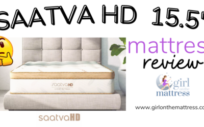 Saatva HD Mattress Review – A Luxury Mattress Made for Heavy People