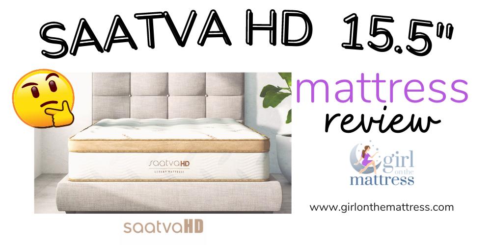 Saatva HD Mattress Review